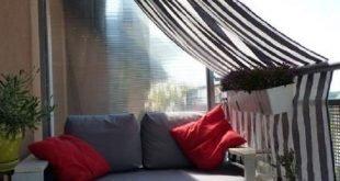 Balkon Privatsphäre-Ideen