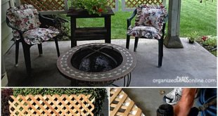 10 DIY Patio Privacy Screen Projekte Kostenlos Planen