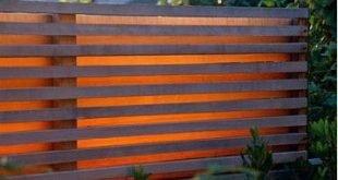 10 Gartenzaun-Ideen, um Ihre Grünfläche schöner zu gestalten Schön… Ah… ich möchte einen für meinen Garten. :) #GardenFence #BackyardIdeas #Garden
