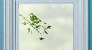 LIEBE LIEBE LIEBE PURLFROST! - NTA 4 purlfrost birds Sichtfensteraufkleber