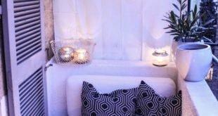 Schöne Ideen für kleine Außenräume