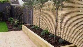 15+ Garden Screening-Ideen zum Erstellen eines Garden-Privacy-Screens Tags: #GardenId