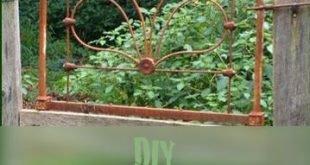 DIY-Gartentor-Ideen