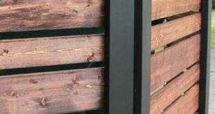 DIY Sichtschutz | Kostenlose druckbare Pläne mit Anleitungen, Werkzeugen und Materialien ...