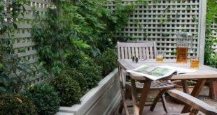 25 Intelligente und stilvolle Garten-Screening-Ideen