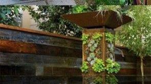 30 brillante Gartenideen für kleine Räume