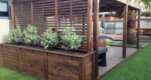 64+ Amazing Privacy Fence für Terrassen- und Gartengestaltung # ...