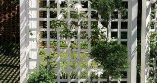 Brinker Garden - Gitter am Eingang