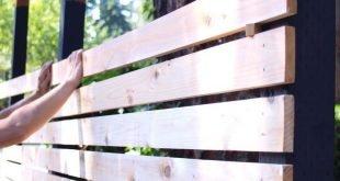 So bauen Sie einen DIY-Hinterhofzaun, Teil II