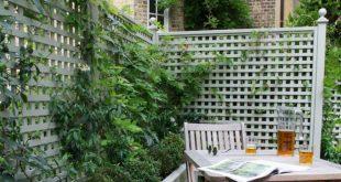 15+ Garden Screening-Ideen zum Erstellen eines Garden-Privacy-Bildschirms