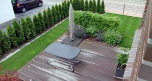 Jalousien für Terrasse - Living Green Wall schützt Ihre Privatsphäre