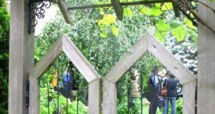 Türen & Fenster im Garten