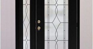 Allure Bleiglas | Sichtschutzfolie (statisch haftend)