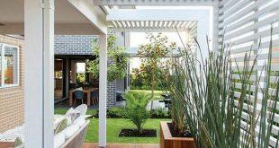 30 + Awesome Modern Landscape Architecture Design-Ideen #Architektur #Architektur ...