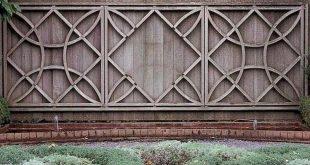 45+ einfache und günstige Zaun-Design-Ideen