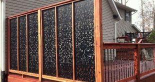 50 einfache Diy Cheap Privacy Fence Design-Ideen