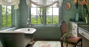 Bad Fenster Behandlungen für Privatsphäre