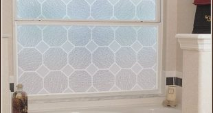 Chateau Glasblock | Privacy Window Film (Static Cling)