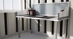 Contoured Wings und Terrace Panel Desk Dividers schaffen stilvolle Privatsphäre für Ihre ...