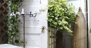 DIY Outdoor Screens und Hinterhof Privatsphäre Ideen