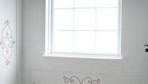 Eines der besten Dinge, die ich je gemacht habe: Verändere mein Badezimmerfenster in eine Privatsphäre ...