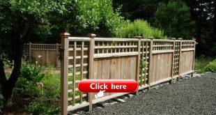 Gartenzaun Screen: 100 schöne Gartenmauer Vorschläge