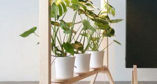 GreenFrame Pflanzenmöbel / Trennwand entworfen von Johan Kauppi für Glimakra ...