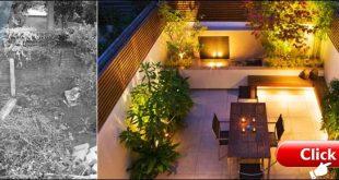 Moderner Fulham Garten   Nach dem