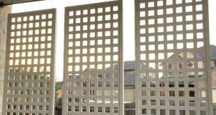 So bauen Sie hausgemachte Holz-Sichtschutzschirme