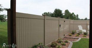 Terrace Privacy - Wenn Sie einen Zaun wünschen, der Ihnen absolute Privatsphäre bietet ...