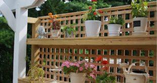 13 attraktive Möglichkeiten, Ihrem Yard & Deck mehr Privatsphäre zu verleihen (mit Bildern)