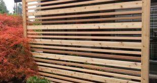 55 Awesome Privacy Fence Ideen für Wohnhäuser