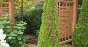 35 Designs und Ideen für Holzzäune - Pläne und Details für Holzzäune