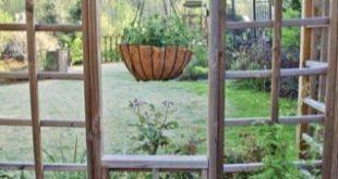 85 wunderbare Hinterhof Privatsphäre Zaun Dekor Ideen für ein Budget