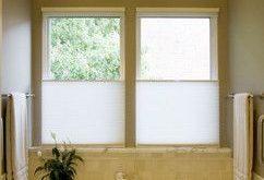 Auswahl an Fensterabdeckungen