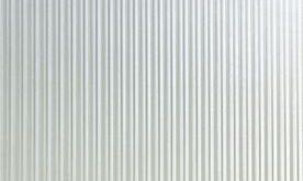 Brewster Wandverkleidung 17-3 / 4-Inch B X 6-1 / 2-Ft L Transparente Glasmalerei Sichtschutz / Dekorative Fensterfolie (2er-Pack) T346-02