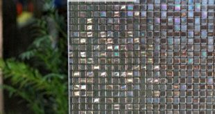 CottonColors Premium No-Glue 3D statische dekorative Sichtschutzfolien, 3Ft X 6,5 ...