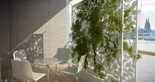 Design-Herausforderung: Zehn Ideen für städtische Balkongärten www.justleds.co.za