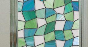 Ein weiterer toller Fund auf #zulily! Atlantis Stained Privacy Window Cling von Wallpape ...
