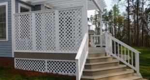 Elegante Lösung, um Ihren Garten oder Ihr Außendesign mit Lattice Privacy zu dekorieren ...
