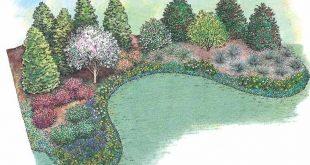 Eplans + Landscape + Plan + - + Saisonübergreifendes + Design + von + Eplans + - + House + Plan + Code + HWE ...