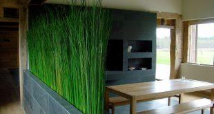 Indoor, aber wie der Sichtschutz Aspekt, zusätzliche Höhe vom Container, kein e ...