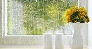 Kurzschluss-Sichtfensterfolie - groß 48 Zoll x 84 Zoll