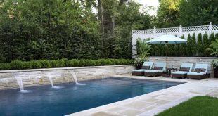 Mein Lieblings-Schwimmbaddesign aller Zeiten über Artistic Gardens {Toronto}