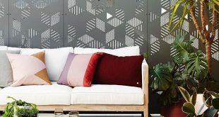 Mein Lieblingsplatz. Der Terrassenbalkon unseres Hauses in Melbourne ist so gestaltet, dass er ...