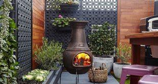 So wählen Sie eine dekorative Außenwand für Ihren Garten