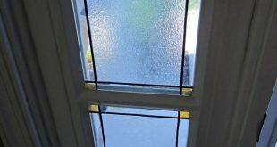 Stellen Sie Ihr eigenes Glasfenster her, das abnehmbar ist, wenn Sie umziehen oder verkaufen müssen ...