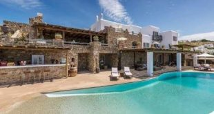 Willkommen bei Aegean Gold, der Luxusvilla auf Mykonos, die Ihnen garantiert die ...