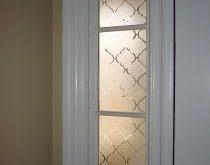 """damit es sich wie zu Hause anfühlt: """"Frosted"""" Privacy Window"""