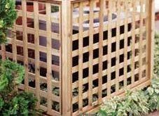 einfach zu bauende gittergärten und fassaden